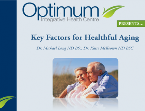 Healthy Aging Key Factors Presentation