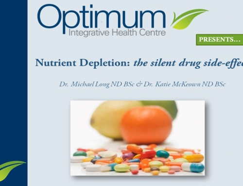 Drug Nutrient Depletion Presentation